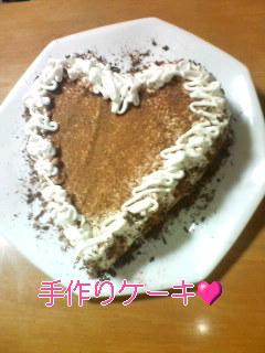 ケーキ(*'∀')